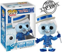 #01 - Snow Miser (The Year Without a Santa Claus)