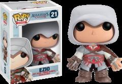 Games Series - #21 - Ezio (Assassins Creed)