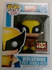 #05 -  Classic Brown Wolverine (Zapp Comics)