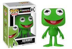 #01 - Kermit (Muppets Most Wanted Box)