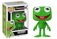 #01 - Kermit (Muppets Most Wanted Box)