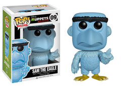 #09 - Sam The Eagle (Muppets Most Wanted)