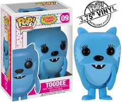 #09 - Toodee (Yo Gabba Gabba)