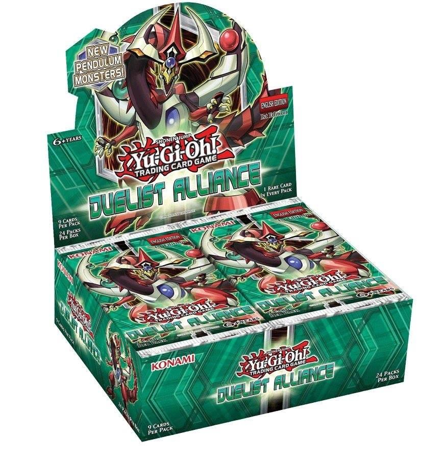 Duelist Alliance Booster Box