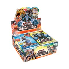 Yu-Gi-Oh Battle Pack 3 Monster League Booster Box