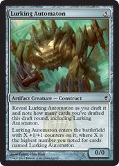 Lurking Automaton - Foil