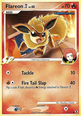 Flareon 4 - 60 - Promotional - Cracked Ice Reverse Holo Value Box Exclusive