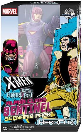 Marvel HeroClix: X-Men - Days of Future Past Alpha Sentinel