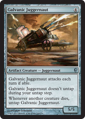 Galvanic Juggernaut - Foil (CNS)