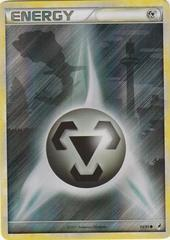 Metal Energy - 95 - Promotional - Crosshatch Holo 2011 Player Rewards