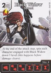 Black Widow - Natural (Card Only)