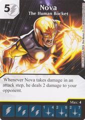 Nova - The Human Rocket (Card Only)
