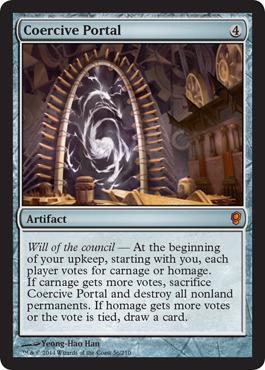 Coercive Portal