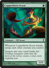 Copperhorn Scout - Foil