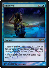Dissolve - Foil FNM 2014 on Channel Fireball