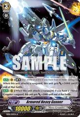 Armored Heavy Gunner - EB08/009EN - R on Channel Fireball
