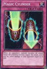 Magic Cylinder - LCYW-EN099 - Super Rare - Unlimited Edition