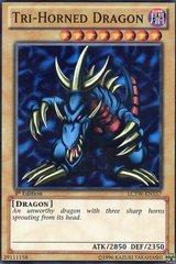Tri-Horned Dragon - LCYW-EN157 - Super Rare - Unlimited Edition
