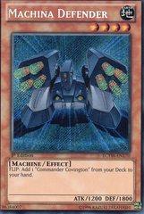 Machina Defender - LCYW-EN170 - Secret Rare - Unlimited Edition