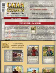 Catan Scenarios: Helpers of Catan