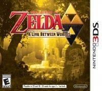Legend of Zelda The: A Link Between Worlds