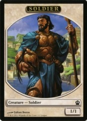 Soldier Token - Theros League