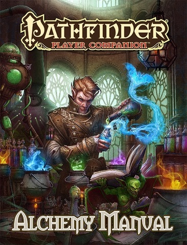 Pathfinder Companion: Alchemy Manual