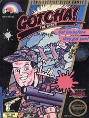 Gotcha! (3 Screw Cartridge)