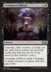 Covenant of Blood - Foil