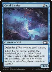 Coral Barrier - Foil