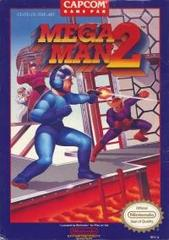Mega Man 2 (No Stripe on Box)