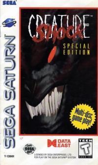 Creature Shock - Special Edition