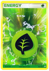 Grass Energy - 105/110 - Rare Holo