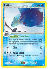 Latios - 12/110 - Holo Rare on Channel Fireball