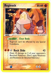 Regirock - 28/110 - Rare