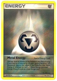Metal Energy 95/110 - Rare