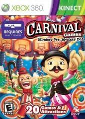 Carnival Games: Monkey See Monkey Do