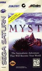 Myst (Sega Saturn)