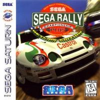 Sega Rally Championship Plus - Netlink Edition