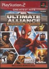 Marvel: Ultimate Alliance - Special Edition Greatest Hits