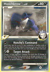 Honchkrow [G] - 77/127 - Common on Channel Fireball