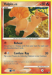 Vulpix - 102/127 - Common