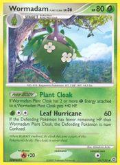 Wormadam Plant Cloak - 41/132 - Rare