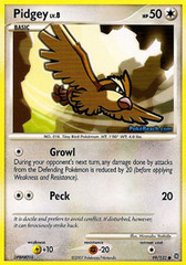Pidgey - 99/132 - Common