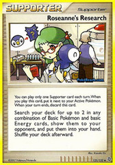 Roseanne's Research - 125/132 - Uncommon