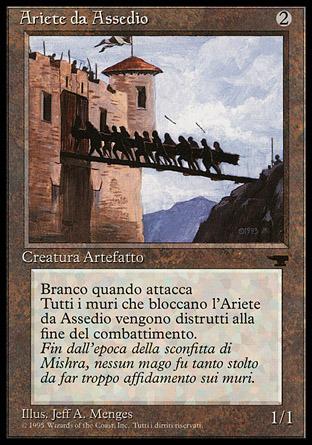 Battering Ram (Ariete da Assedio)
