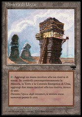 Urza's Mine (Miniera di Urza) - Tower