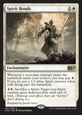 Spirit Bonds - Foil