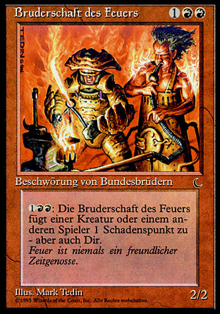 Brothers of Fire (Bruderschaft des Feuers)