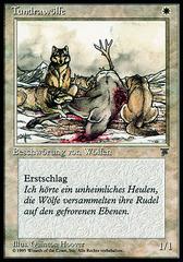Tundra Wolves (Tundrawölfe)